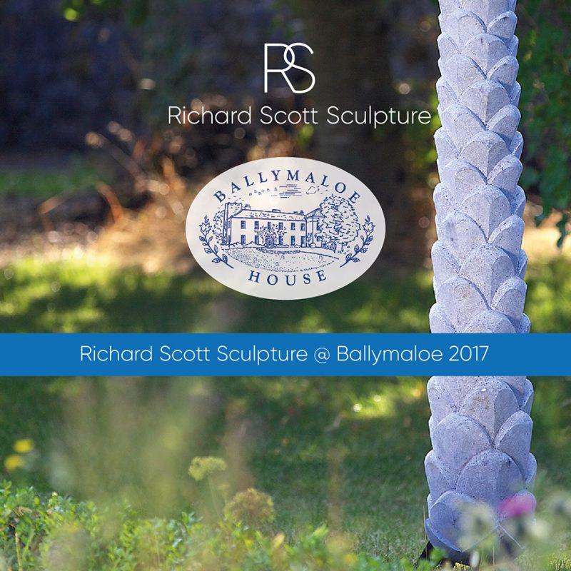 Richard Scott Sculpture Ballymaloe House & Cookery School